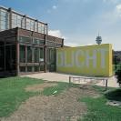 Festwochen-Ausstellung Bildlicht, Malerei zwischen Material und Immaterialität, Museum des 20. Jahrhunderts, 1991, Fotograf: Helmut Richter