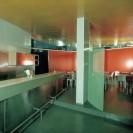Restaurant Kiang 1, 1984-85, Fotografie: Büro Richter